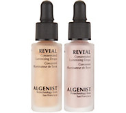 Algenist REVEAL Drop and Glow Luminizing Duo - A299816