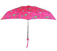 Leighton Paris Compact Umbrella - A316716
