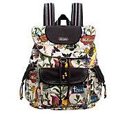 Sakroots Artist Circle Flap Backpack - A327116