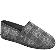 MUK LUKS Mens Plaid Slippers - A331816