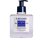 LOccitane Lavender Cleansing Hand Wash - A362916