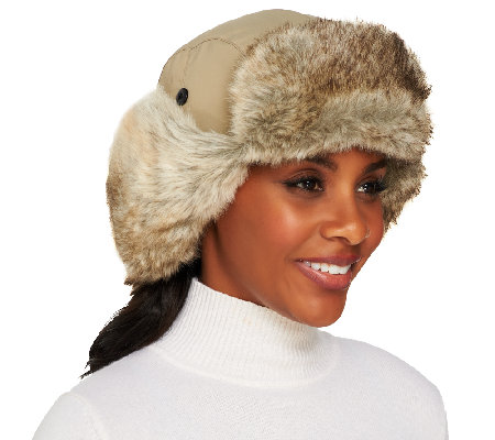Trapper Hats Aviator Trapper Hats are a spin-off style of the hats bomber pilots wore in WWII. They feature a curved dome style top (which differs from the flat top of the Russian style hats). They also have extra long ear flaps and a wide front brim. The fur trim aviator trapper hat is this season's hottest style/5(51).