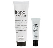 philosophy hope in a tube firming eye & lip cream duo - A259917