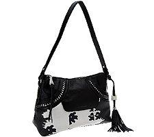 Aimee Kestenberg Pebbled Leather Shoulder Bag - ...