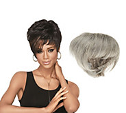 LUXHAIR NOW by Sherri Shepherd Angled Tomboy Pixie Cut Wig - A270917