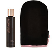 Josie Maran Argan Liquid Gold Self Tanning Oil w/ Plush Mitt - A273417