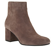Marc Fisher Suede Ankle Boots - Wishful - A279917