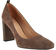As Is Franco Sarto Suede Pumps - Ingall - A290017