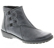 Spring Step Viking Leather Ankle Boots - A329917