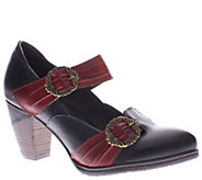 Spring Step LArtiste Leather Mary Janes - Delany - A334317