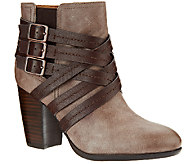 Sofft Leather Ankle Boots - Arminda - A337517