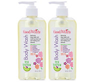 Good For You Girls Honeydew Body Wash 2-Pack - A339517