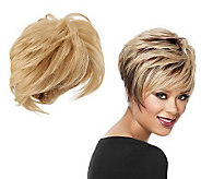 LUXHAIR NOW by Sherri Shepherd Stacked Bob Wig - A238118
