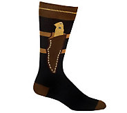 Ozone Design Set of 2 Mens Boot Knife Socks - A242818