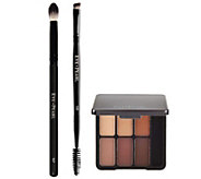 EVE PEARL Au Natural Eye Palette with Brushes - A266418