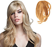LUXHAIR NOW by Sherri Shepherd Feather Light Fringe Piece - A272418