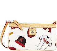 Dooney & Bourke MLB Diamondbacks Large Slim Wristlet - A280218