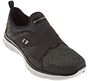Skechers Cross-Strap Slip-On Sneakers - New Image - A281318