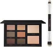 Mally Muted Muse Velvet Eyeshadow Palette - A298518