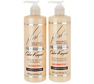 Nick Chavez Color Keeper Super-Size Shampoo and Conditioner - A301318