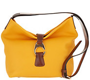 Dooney & Bourke Leather Crossbody Hobo - Derby - A308718