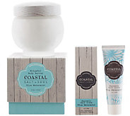 Coastal Salt & Soul Body Butter & Hand Cream Set - A357318