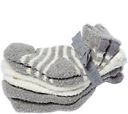 Barefoot Dreams CozyChic Lite Infant Sock Set - Three-Pack - A360518