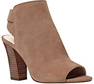 Nine West Leather Booties  - Zoffee - A360718