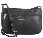 Stone Mountain Shoulder Bag - Hampton Multi-Compartment Hobo - A411318