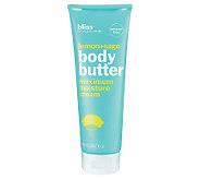 bliss Lemon Sage Body Butter - A241519