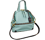 orYANY Nikki Italian Leather Satchel - A261519