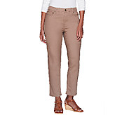 Liz Claiborne New York Jackie Ankle Length Jeans - A264119