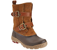 Cougar Waterproof Suede Duck Boots - Maple Creek - A270519