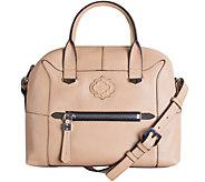 orYANY Pebble Leather Satchel - London - A275319