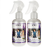 WEN by Chaz Dean 6 oz. Pets Replenishing Mist Duo - A282019