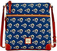 Dooney & Bourke NFL Rams Crossbody - A285719