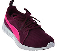 PUMA Mesh Lace-Up Sneakers - Carson - A286319