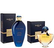 Guerlain Shalimar Eau de Parfum and Body Lotion Layering Duo - A296819