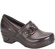 Sofft Versatile Grain Leather Clogs - Berit - A334119