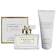 Joan Rivers Now & Forever Eau de Parfum and Body Creme Duo - A337019