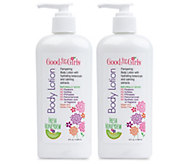 Good For You Girls Honeydew Body Lotion 2-Pack - A339519