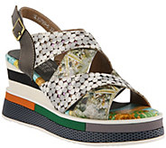 LArtiste by Spring Step Leather Sandals - Akosa - A363619