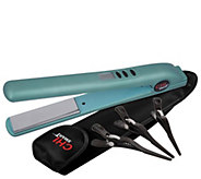 CHI Smart Titanium Ceramic Digital Styling Ironw/ Thermal Bag - A363919