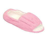 MUK LUKS Micro Terry Fullfoot Slippers - A152020