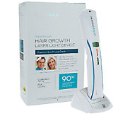 HairMax Lux 9 Hair Growth LaserComb - A225120