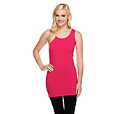 Women with Control Long & Lean Tank - A252820