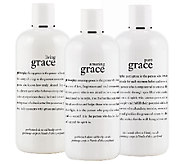 philosophy full of grace olive oil scrub collection - A259920