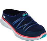 Skechers Mesh Bungee Slip-on Sneakers - Air Streamer - A275920