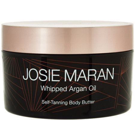 josie maran argan oil self tanning body butter a276320. Black Bedroom Furniture Sets. Home Design Ideas