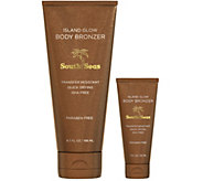 South Seas Island Glow Home & To Go Instant Body Bronzer - A277020